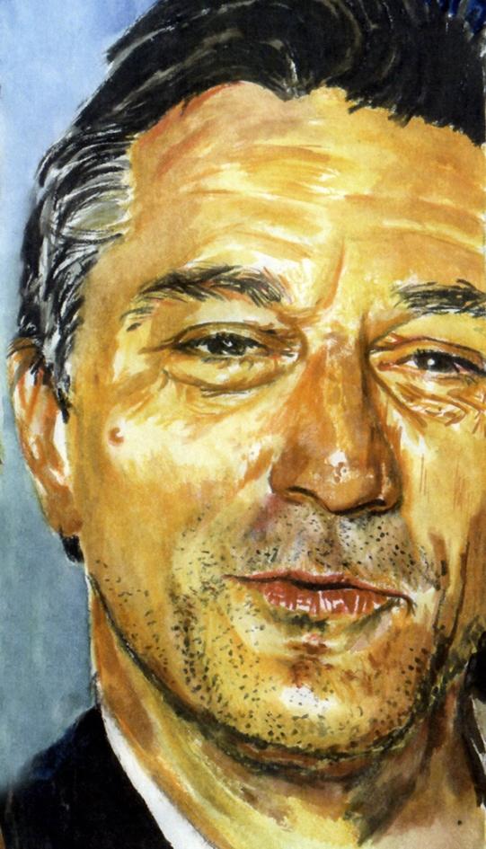 Robert De Niro par Kerstin